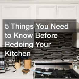 redoing my kitchen on a budget